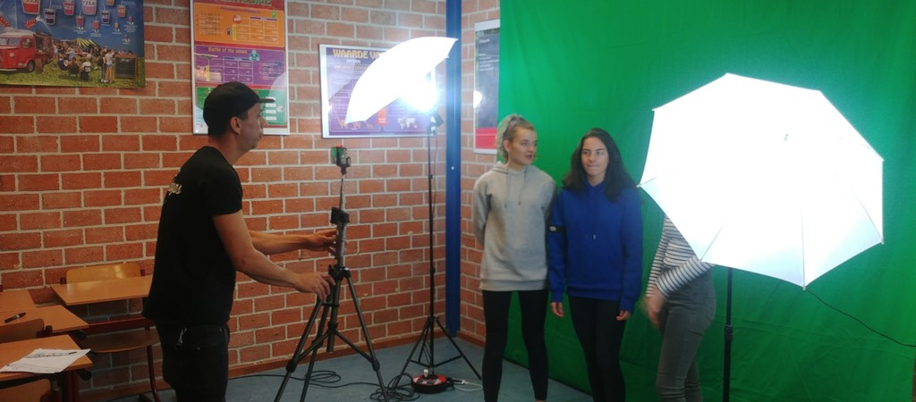 Green Screen Film Workshop