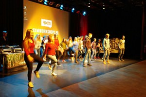 Body Percussion Workshop (Stepping)